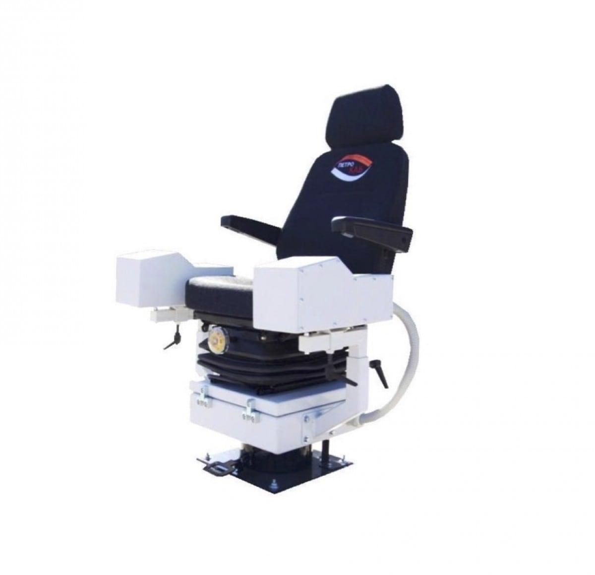 Petrokab stoel, model Compact